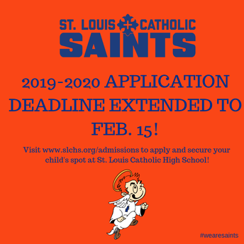 Application Deadline is Extended to Feb. 15