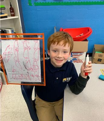 2nd  Grade - Auburn