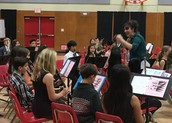 Adobe Bluffs 5th Grade Band