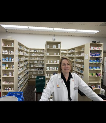 Stephanie Cox, Pharmacist