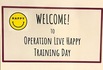 Operation Live Happy Coming to 7th Grade in December!