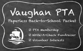 PTA Back-to-School Packet Available: Join, Donate, Volunteer