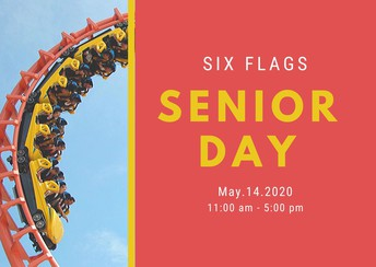 Senior Day @ Six Flags