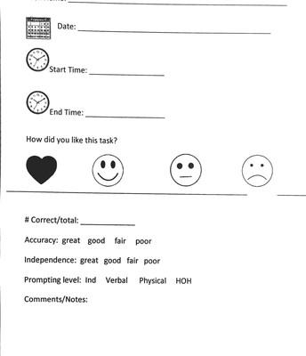 Task Sheet