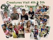 Creepy Classroom Visitors