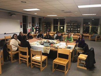 Thanksgiving Celebration with English Learners PAC