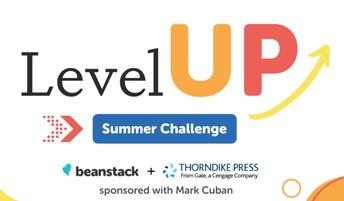 "MNPS Beanstack ""LEVEL UP"" Summer Reading Challenge"