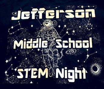 STEM Night is 2/20/20