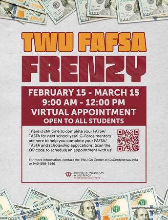 FAFSA & TAFSA Completion Help