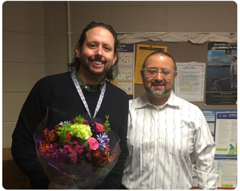 Congratulations Mr. River Eubanks, the 2018-19 Teacher of the Year!