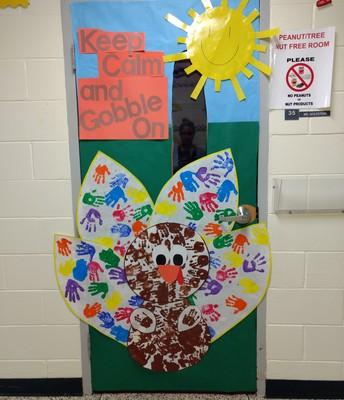 Mrs. Goldstein's Door