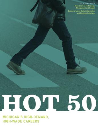 Career Exploration: Michigan's Hot 50 Careers Challenge - Grades 6-12