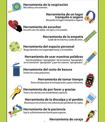 12 TOOLS - Spanish