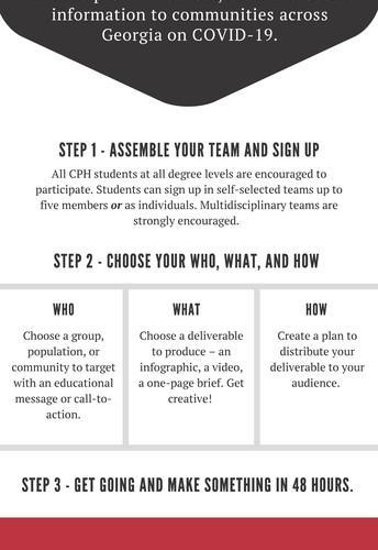 Let's Do it--Public Health COVID-19 Hackathon
