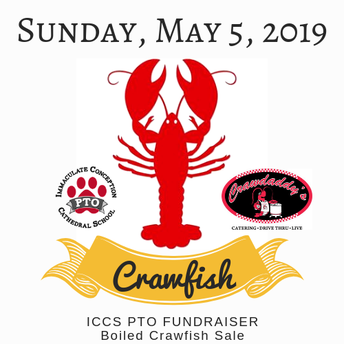 BOILED CRAWFISH SALE UNDERWAY!