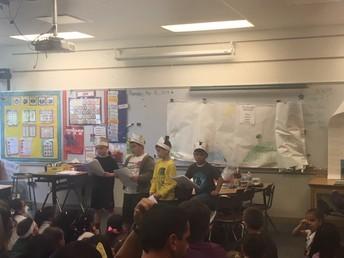 1st Grade Reader's Theatre