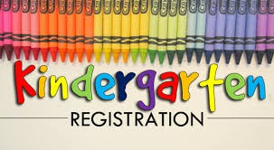 Kindergarten Registration is coming!!!