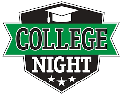 Don't forget College Night!