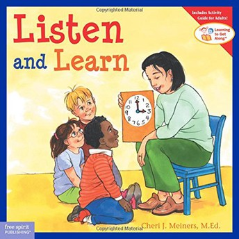 Listen and Learn by Cheri J. Mieners