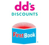Boone Elementary School received a $1,841 donation from First Book in partnership with DD's Discount Stores.