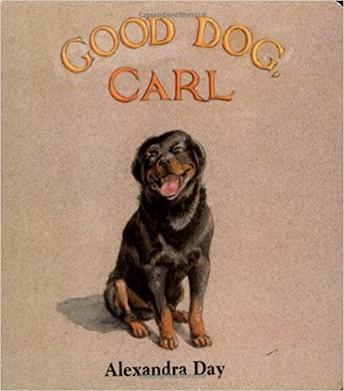 Good Dog, Carl / Carl, buen Perro