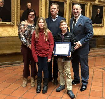Governor's Reading Challenge Recognition
