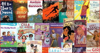 Indigenous and People of Color (We are Kid Lit)