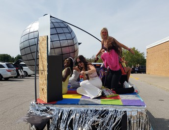 St. Charles West Homecoming a success!