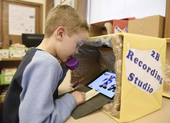 JC Second Grade in the News!