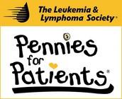Pennies For Patients Update