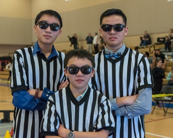 Don't Mess with the Referees!
