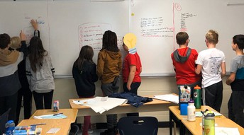 Collaboration:  Shared Problem-Solving in Mathematics