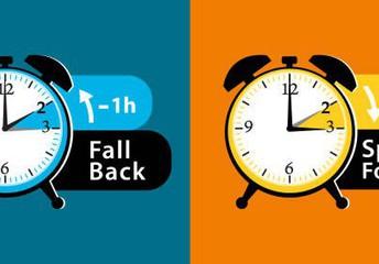 Daylight Savings!