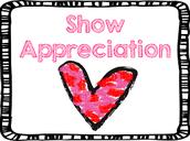 We appreciate YOU!!!! #CULVERPRIDE!!!!