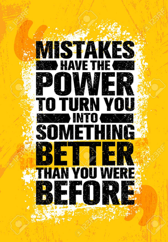 Mindset Monday March Topic: Self-Compassion and The Power of Mistakes