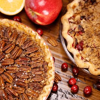 Staff Appreciation Holiday Pies