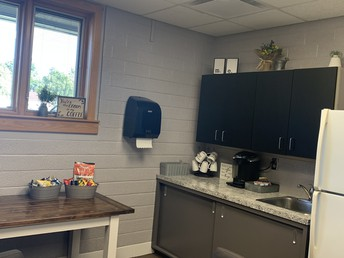 PTA's Teacher's Lounge Makeover