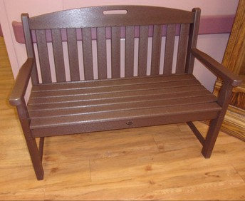 You Helped Build a Bench!