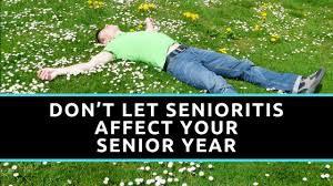 8 Tips for Battling Senioritis in High School
