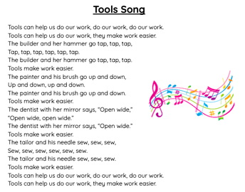 Tools Song