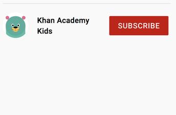 Khan Academy Kids Teacher Tools YouTube playlist