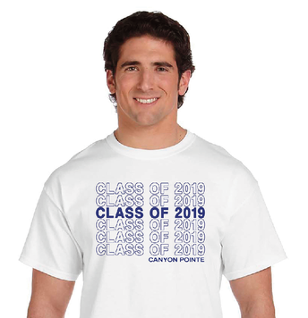Camisetas de 4º grado