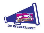 Box Top Contest Announcement!