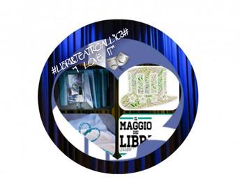 """#LIBRI&TEATROall'IC3#  """"I LOVE IT"""" da Dicembre a Maggio!"""