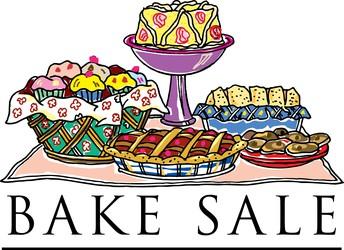 May Bake Sale