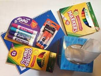 CLASSROOM SUPPLIES MID-YEAR RESTOCK