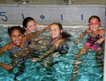 ENCORE Swimming Lessons Begin Nov. 7