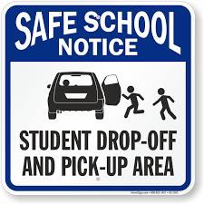 Student Drop-off & Pick-up