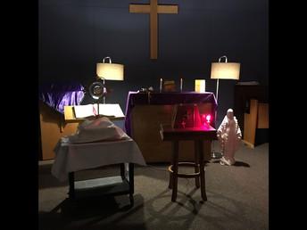Adoration at Madonna