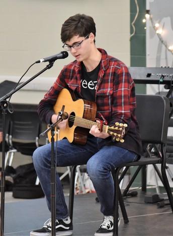 Musicians Raise Money at Play-a-Thon